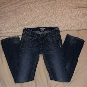 Be Rock jeans made by Express